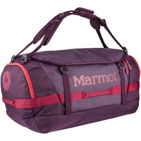 Marmot Long Hauler Duffel L, dark purple/brick